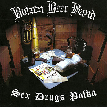 Sex Drugs Polka cover art