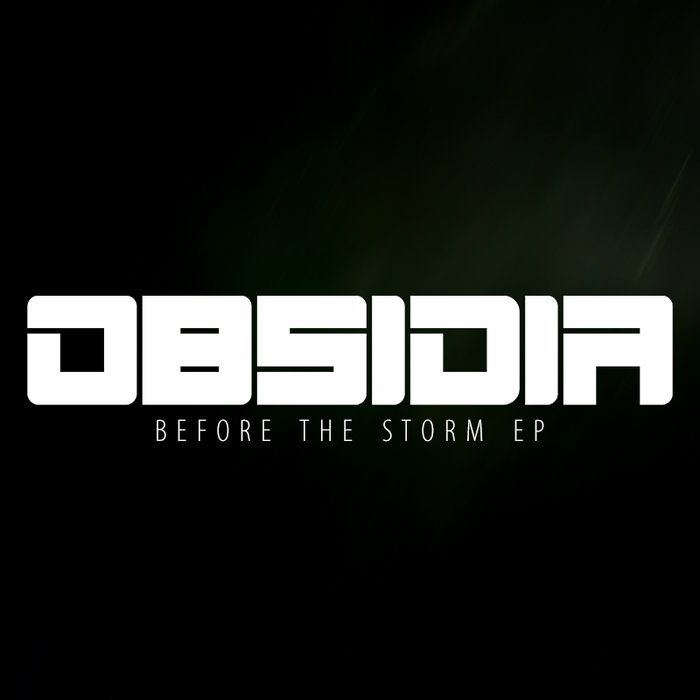 Before The Storm EP cover art