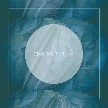 Kiings x Colin Plant - Starting to Think (They Might be on to Something) cover art