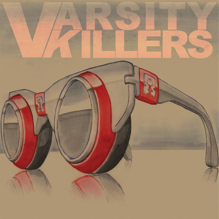 Varsity Killers EP cover art