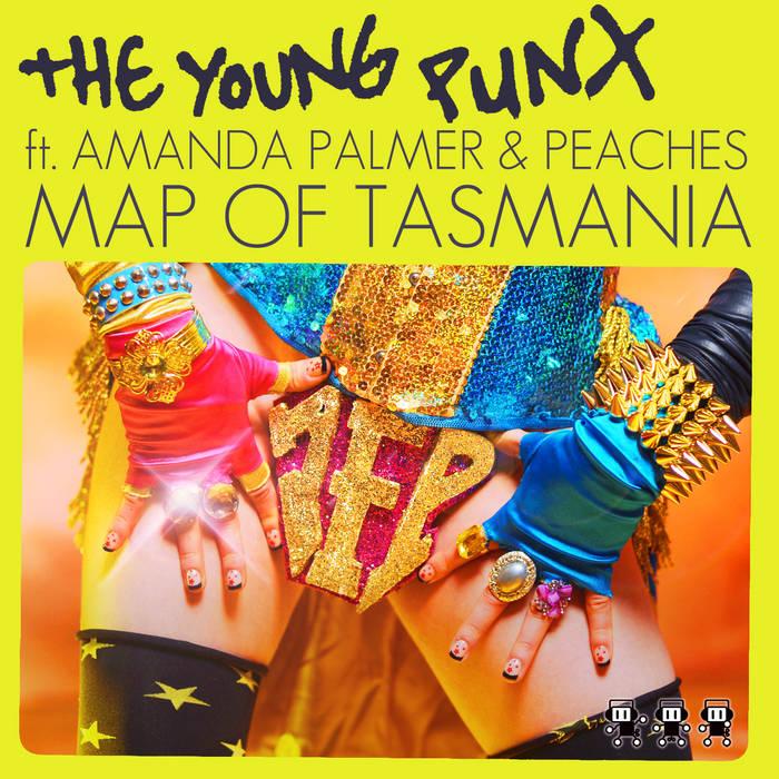 Map Of Tasmania E.P. cover art