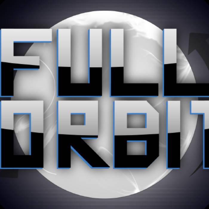 Full Orbit EP cover art