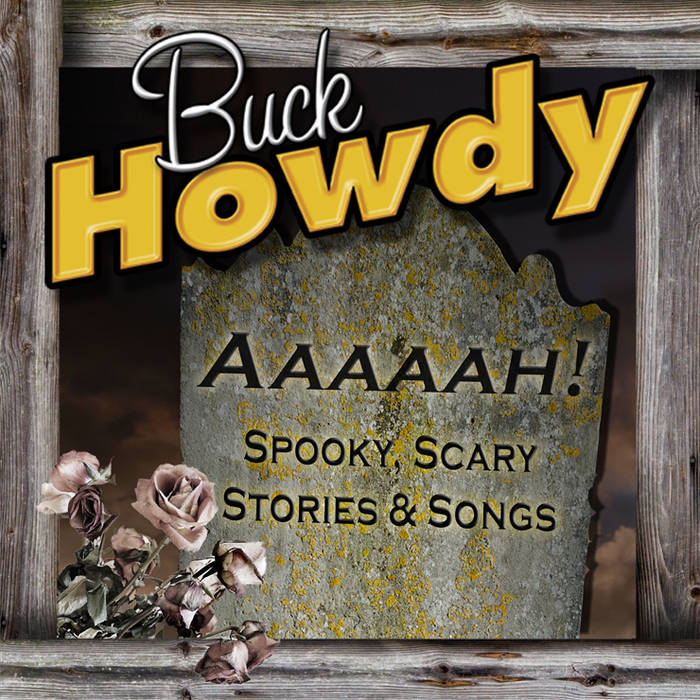 Aaaaah! Spooky, Scary Stories & Songs (2010 Grammy Winner) cover art