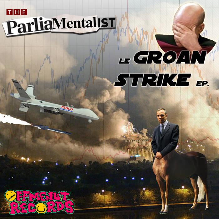 Groan Strike cover art