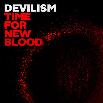 Time for New Blood cover art