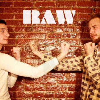RAW E.P cover art