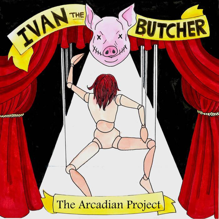 Ivan the Butcher cover art