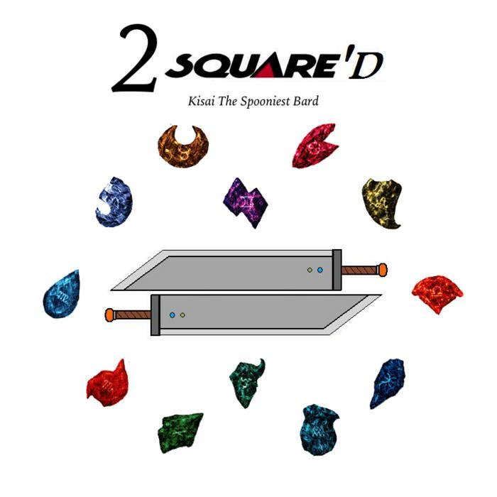 2Square'd cover art