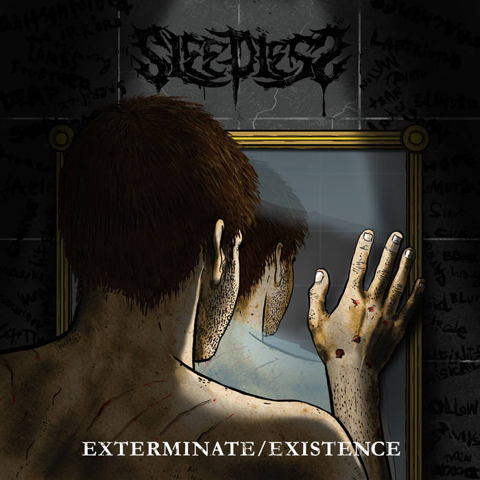 Exterminate/Existence cover art