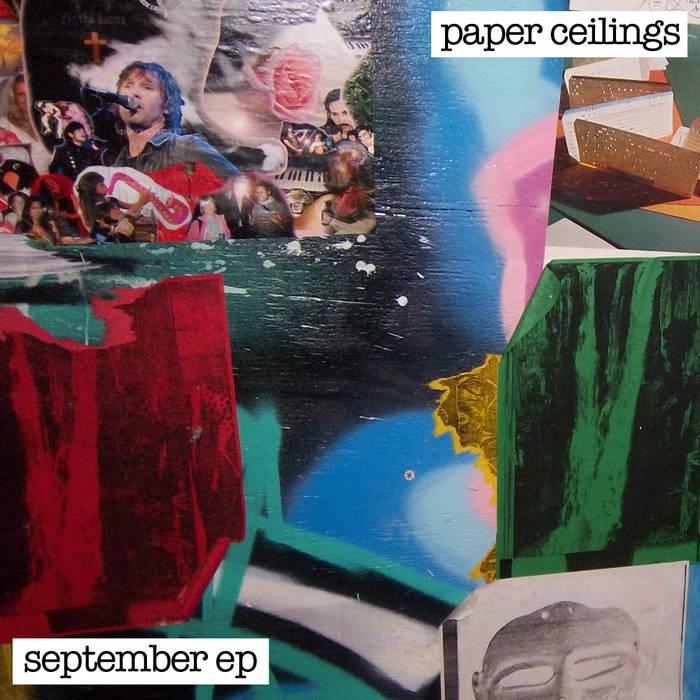 September EP cover art