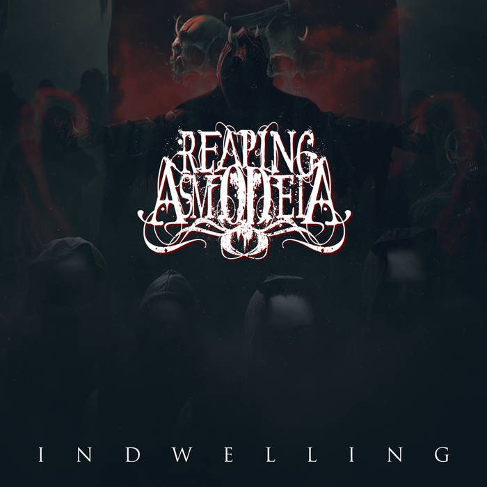 Indwelling EP cover art