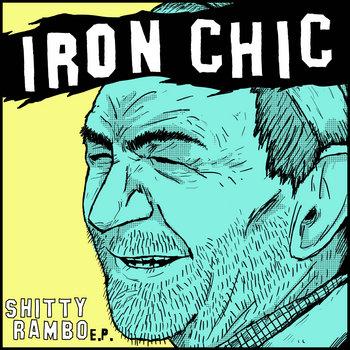 Shitty Rambo e.p. cover art