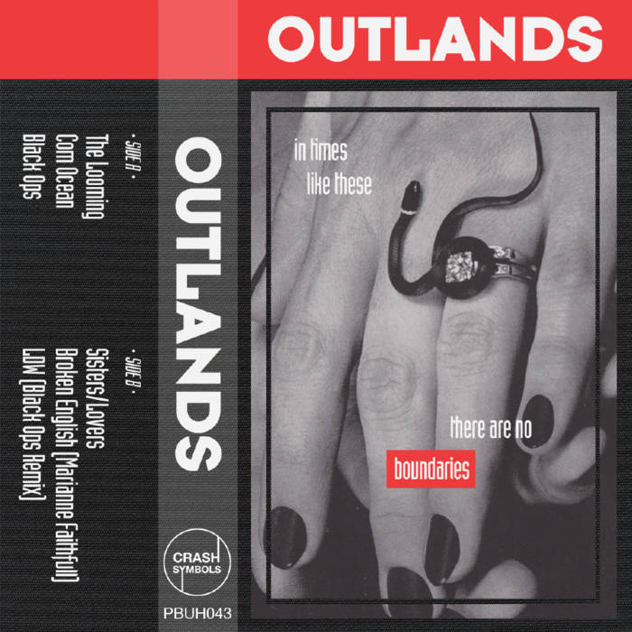 Outlands EP cover art