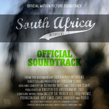 South Africa Interviews [Soundtrack] cover art