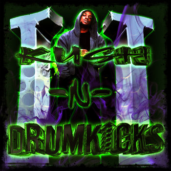 Kush N Drum Kicks 2 cover art