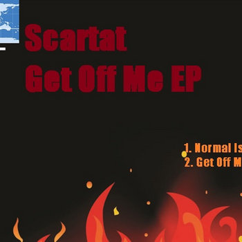 Scartat - Get Off Me EP cover art