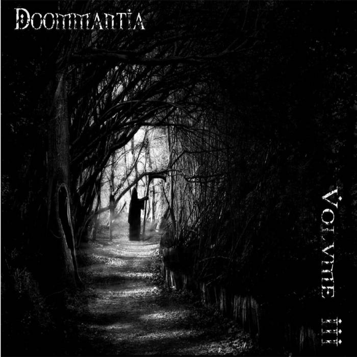 Doommantia Volume III cover art