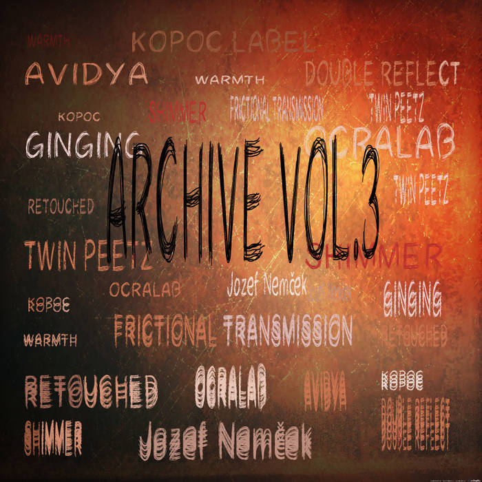 [KPL029] Archive Vol.3 cover art