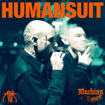 HUMANSUIT cover art