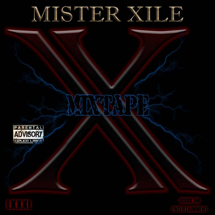 X Mixtape cover art