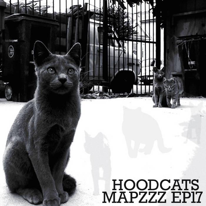 Shortcircles x Glenn Jackson x Empty Pockets - Hoodcats - Mapzzz EP (2016)