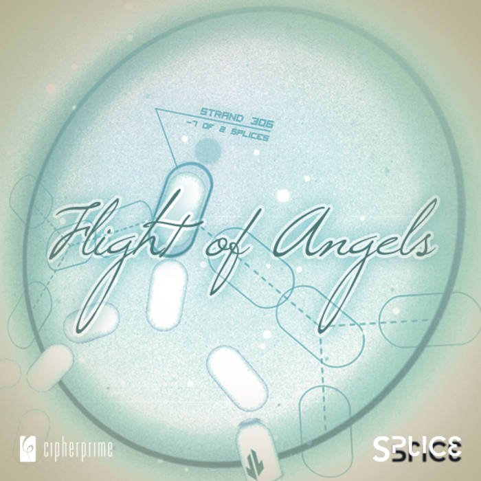 Flight of Angels - Splice OST cover art