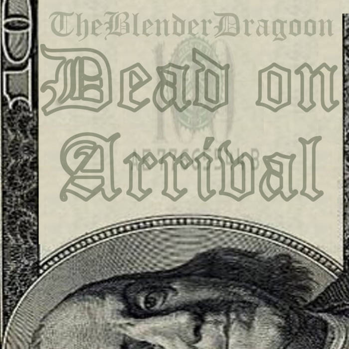 Dead on Arrival - EP cover art