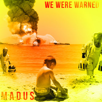 We Were Warned cover art
