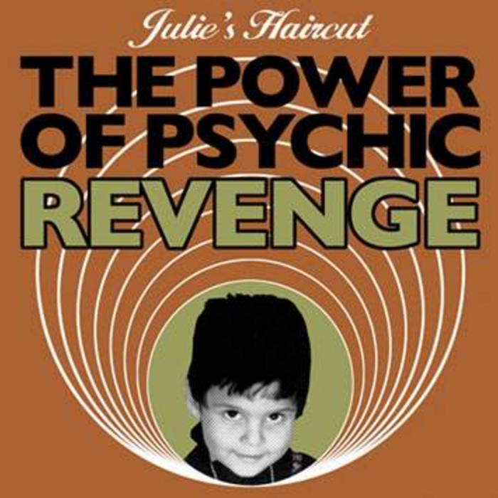 The Power Of Psychic Revenge EP cover art