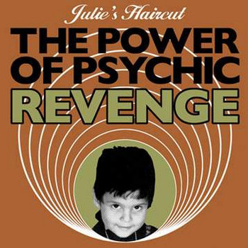 The Power Of Psychic Revenge EP cover art