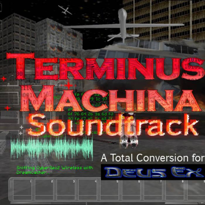 Terminus Machina Soundtrack cover art