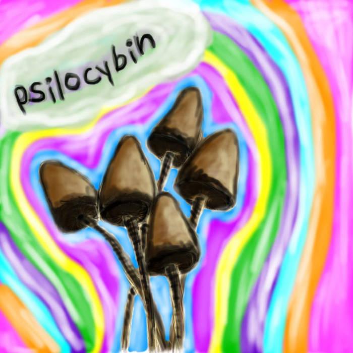 Psilocybin cover art