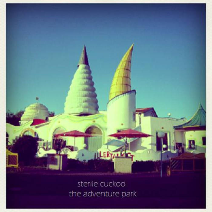 The Adventure Park cover art