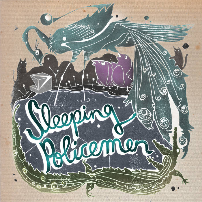 Sleeping Policemen - ePop028 cover art