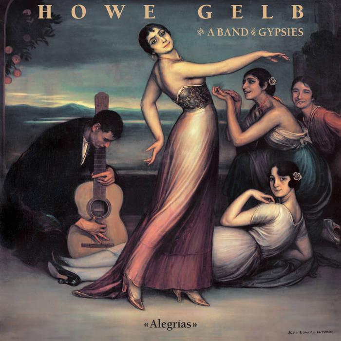 Alegrias cover art