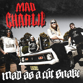 Mad As A Cut Snake cover art