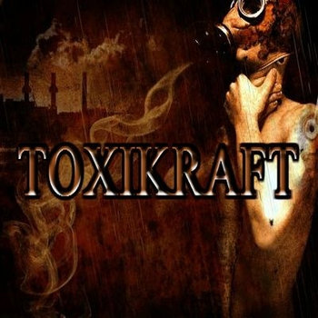 Toxikraft 89 Track Album cover art