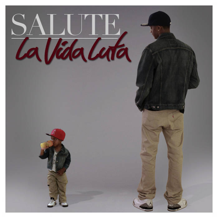 La Vida Luta cover art