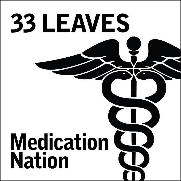 Medication Nation cover art