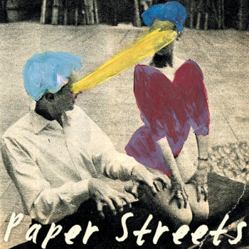 Paper Streets E.P. cover art