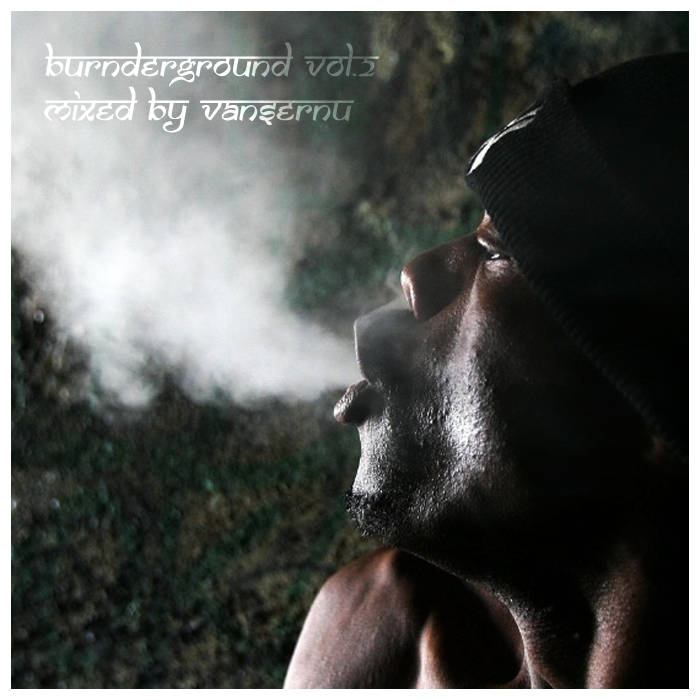 Burnderground vol.2 cover art