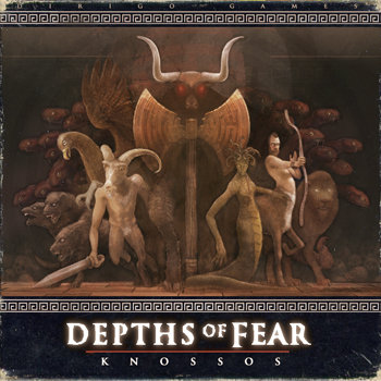 Depths of Fear :: Knossos Soundtrack cover art