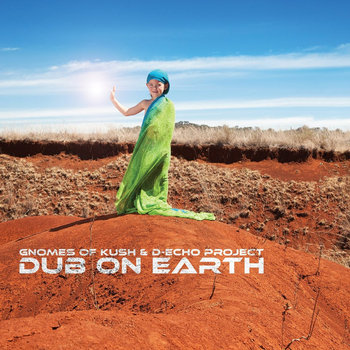 Dub On Earth cover art