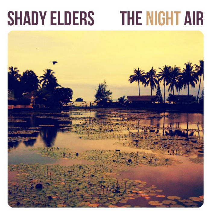 The Night Air EP cover art