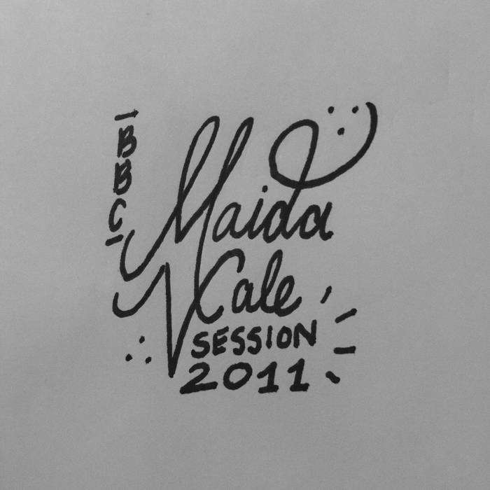 Maida Vale Session 2011 cover art