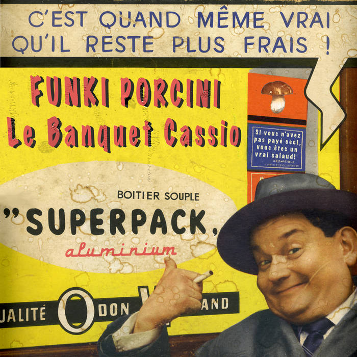 Le Banquet Cassio cover art