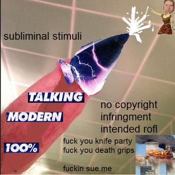 100% Modern Talking EP cover art