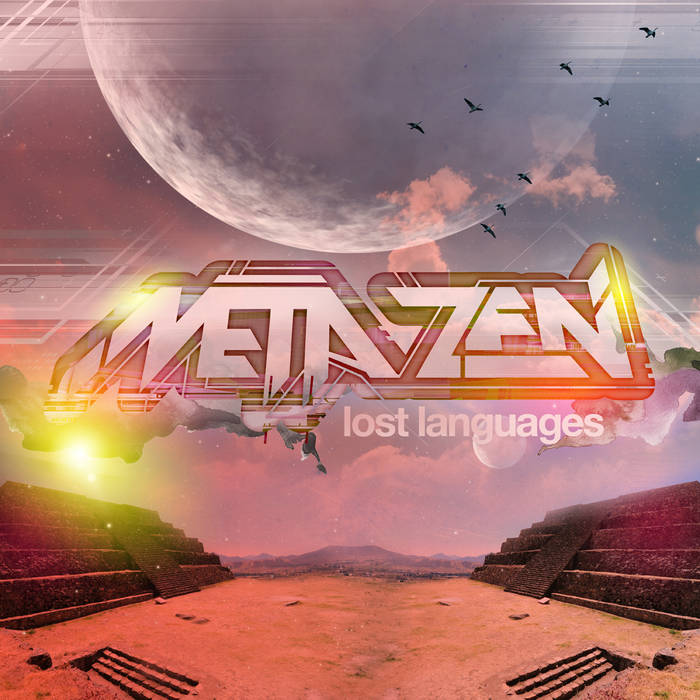 Lost Languages EP cover art
