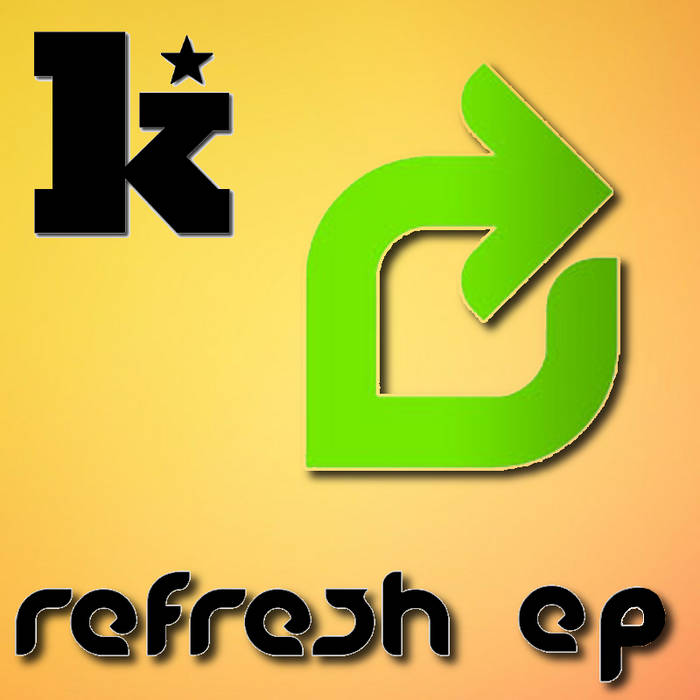 Refresh EP cover art