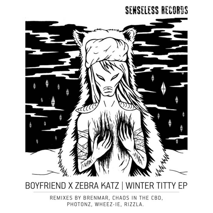 Winter Titty EP cover art